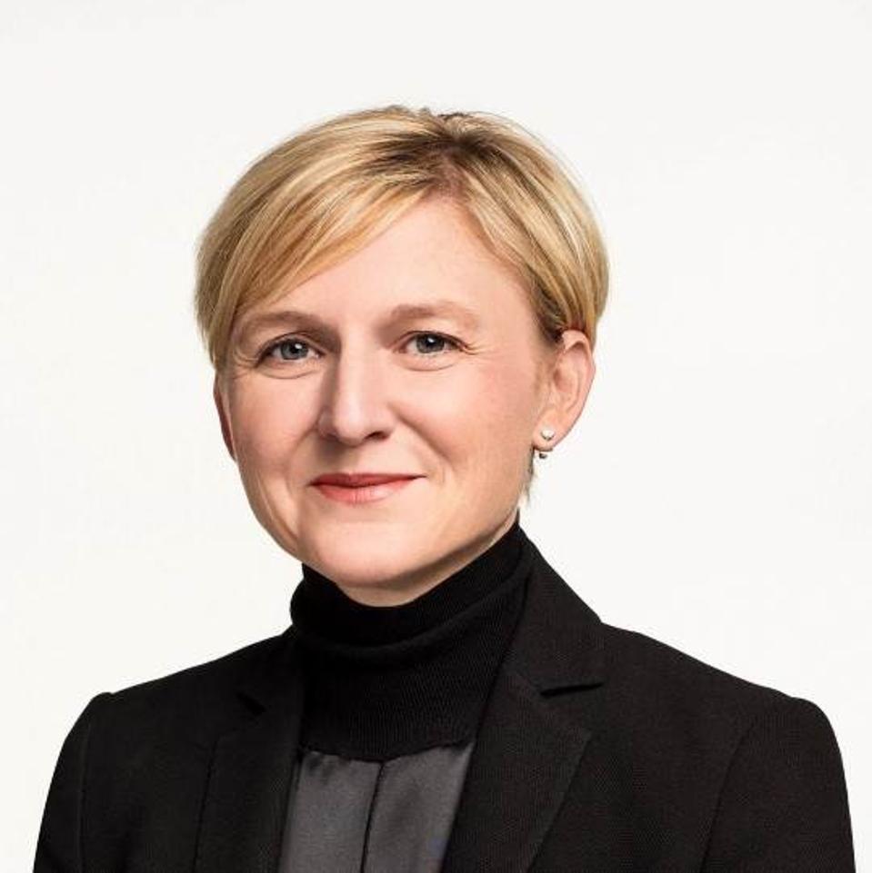 Head shot Susie McCabe, co-CEO of McArthurGlen