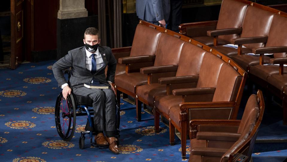 The U.S. House Of Representatives Convenes 117th Congress