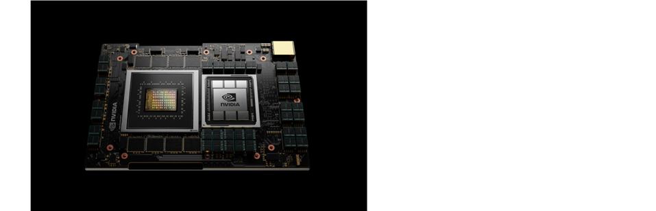 Grace CPU board for large-scale AI and HPC applications