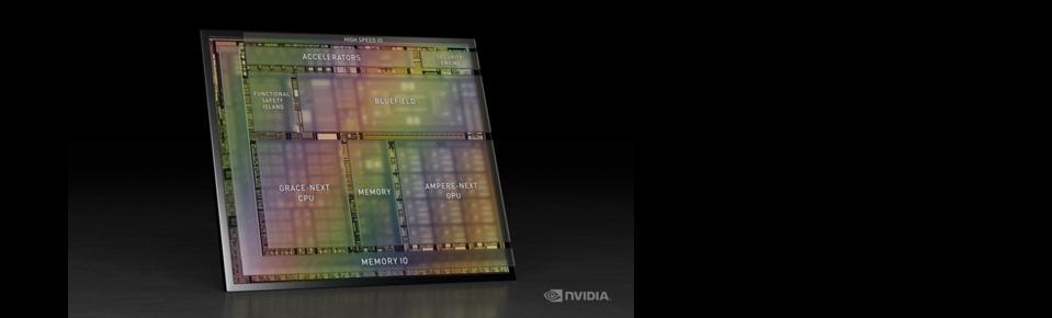 NVIDIA Atlan AI Data Center on Wheels for Autonomous Vehicles