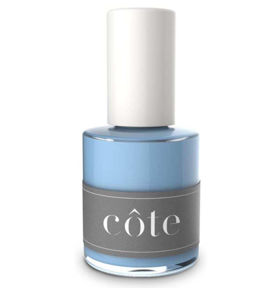 The Best Nontoxic Nail Polishes: Cote Toxin Free Nail Polish