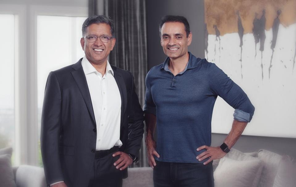 Brothers Amir and Atif Khan are the Co-Founders of multi-cloud networking startup Alkira.