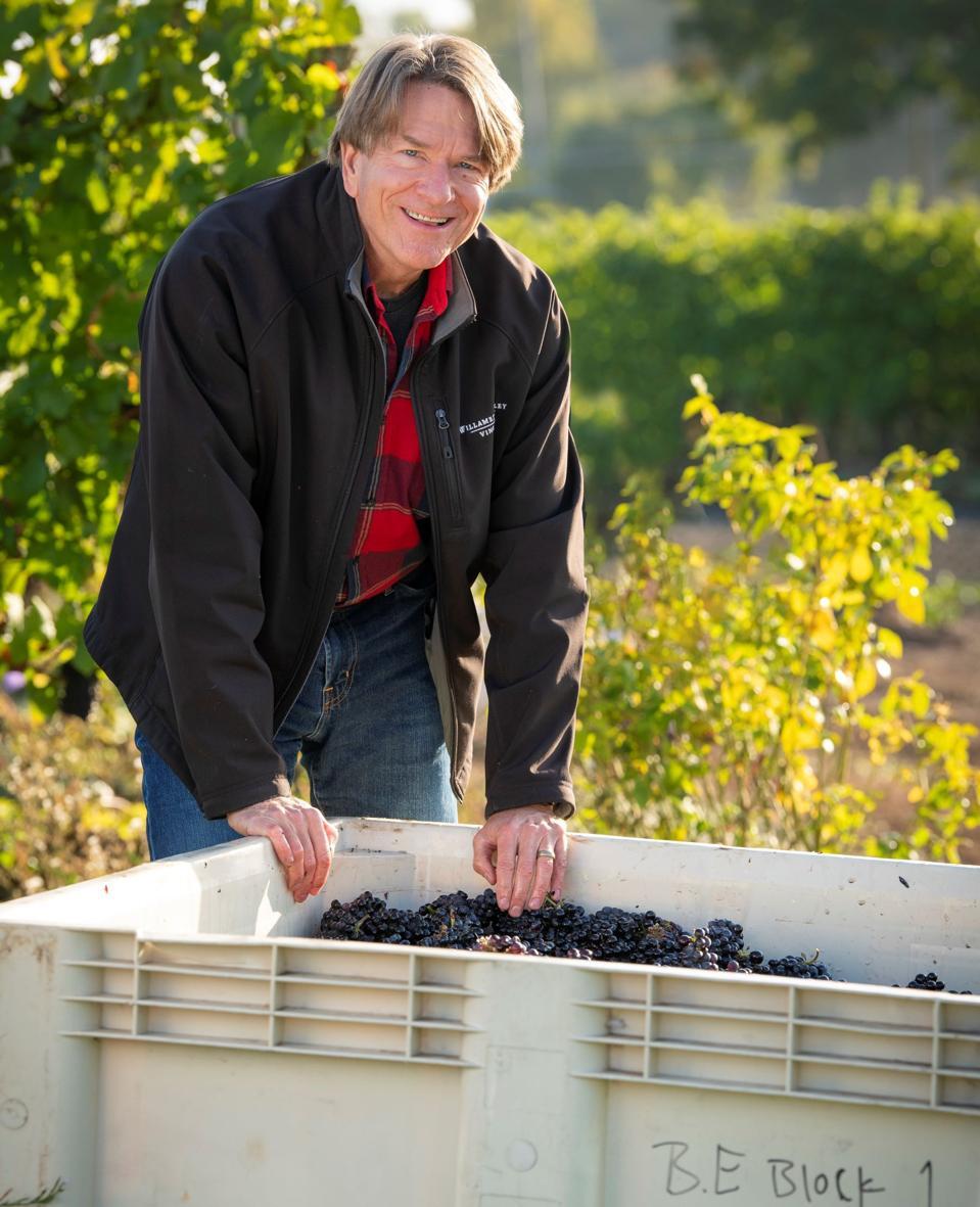 Jim Bernau, President, Willamette Valley Vineyards