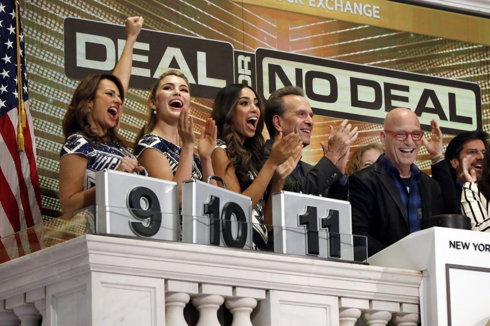 Financial Markets Wall Street Howie Mandel