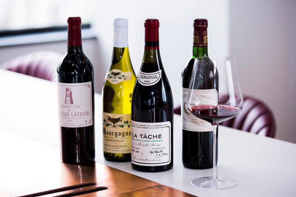Cult Wines portfolio