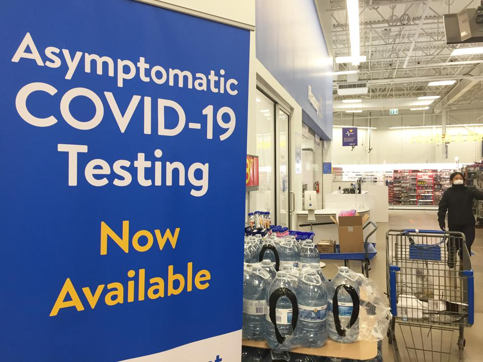 Ontario Breaks Another Single-day Record Of COVID-19 Infections