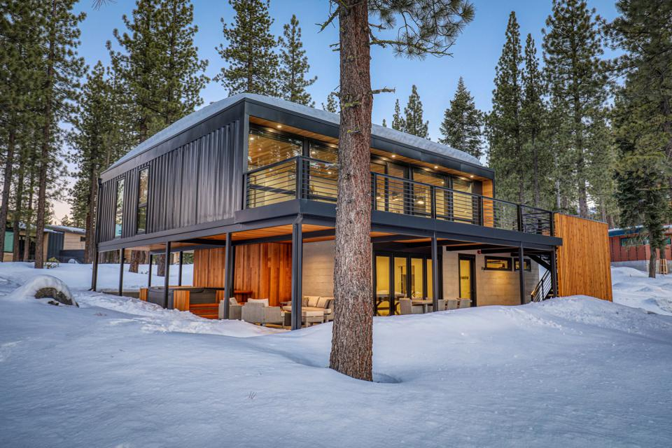container house in tahoe truckee 19140 Glades Place