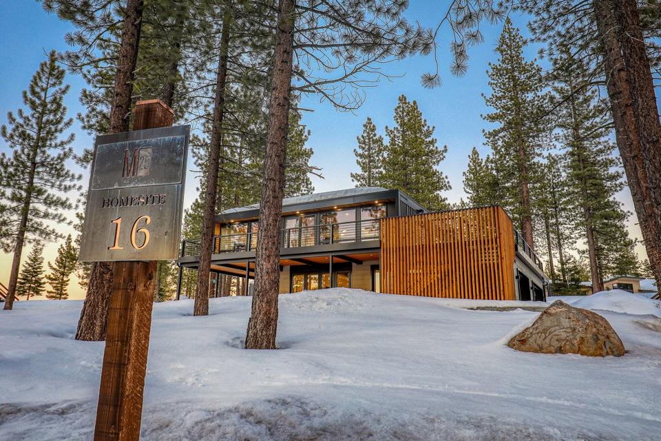 m16 homesite in m25 mountainside at northstar container house