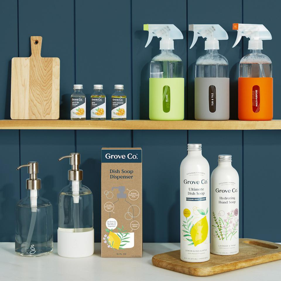 Grove cleaning products