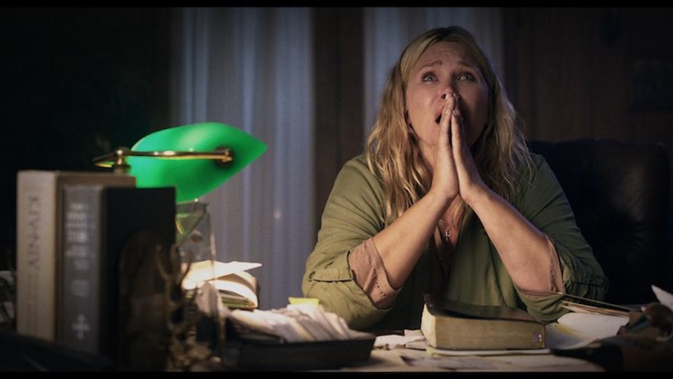 Natasha Henstridge in 'Night Of The Sicario.'