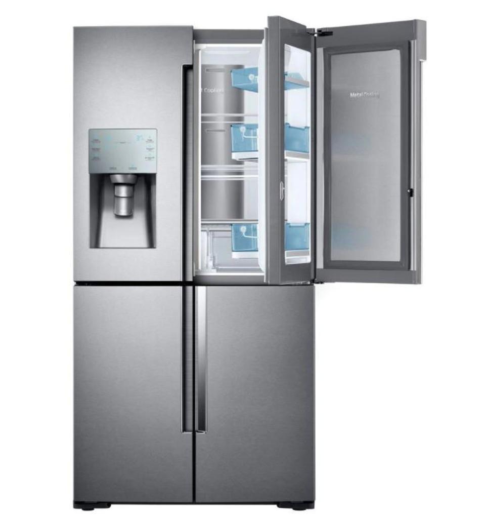 Samsung Counter Depth Food Showcase French Door Refrigerator