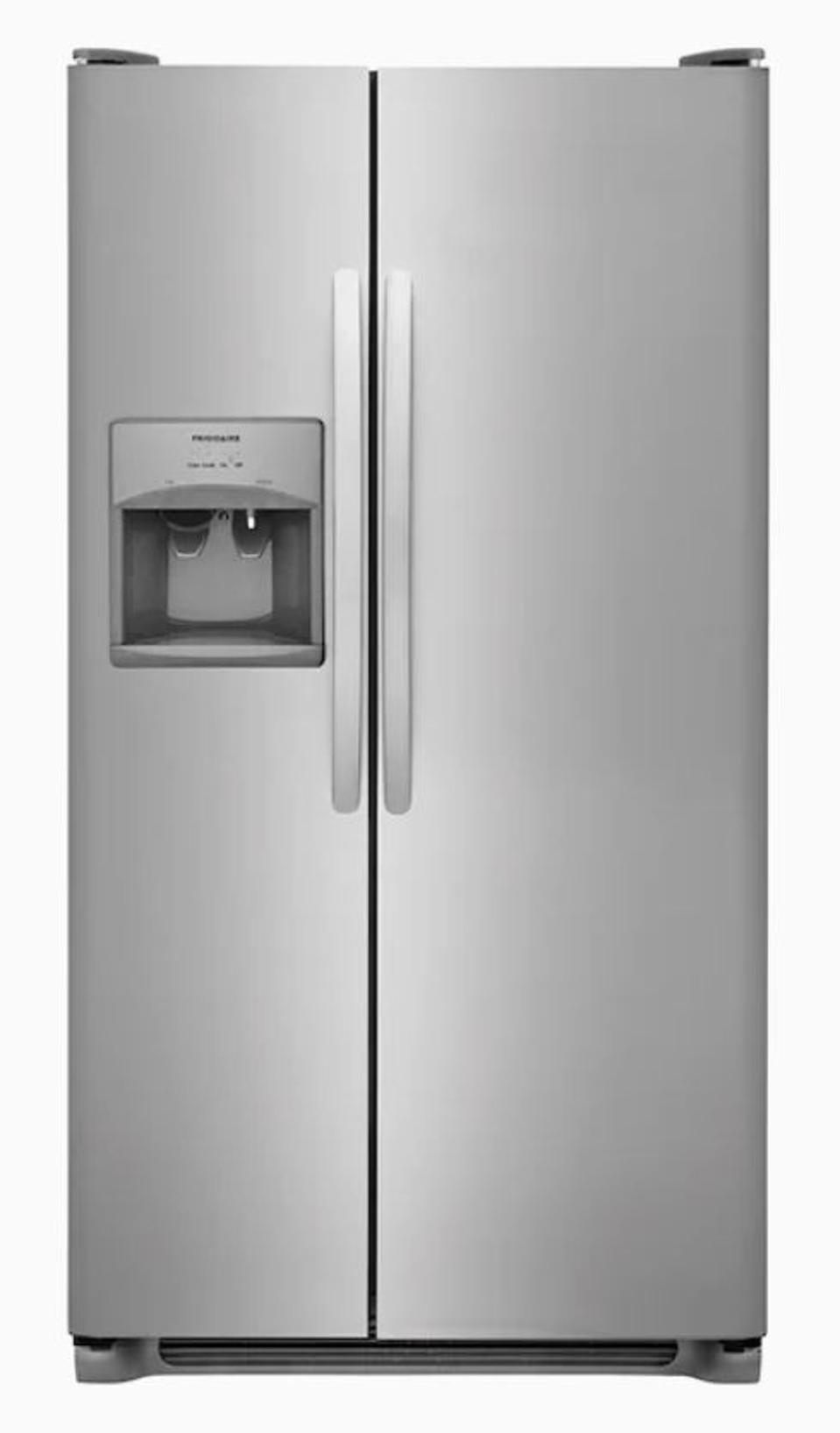 Frigidaire 25.5-cu ft Side-by-Side Refrigerator