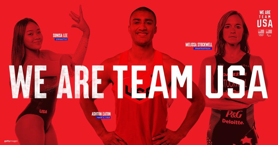 USOPC ″We Are Team USA″ anthem video