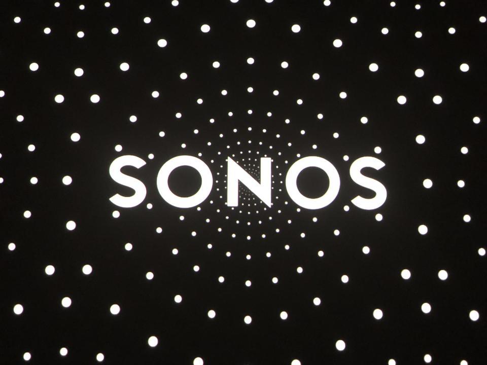 Sonos presents new living room speaker