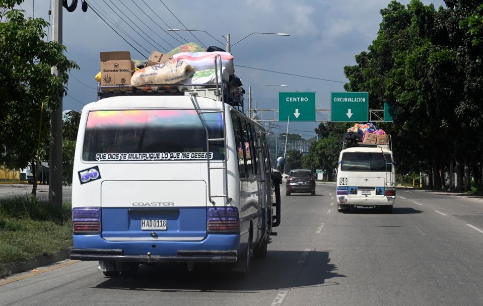 HONDURAS-WEATHER-HURRICANE-IOTA