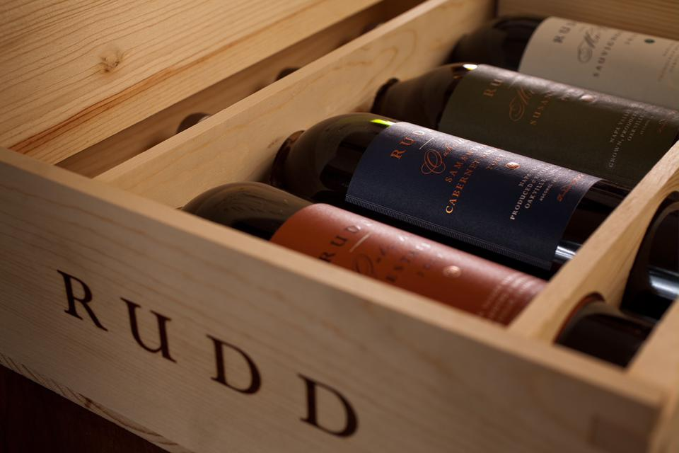 Wines from Rudd Estate