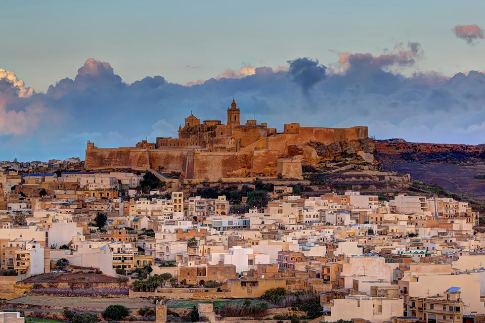Cittadella Victoria in Gozo