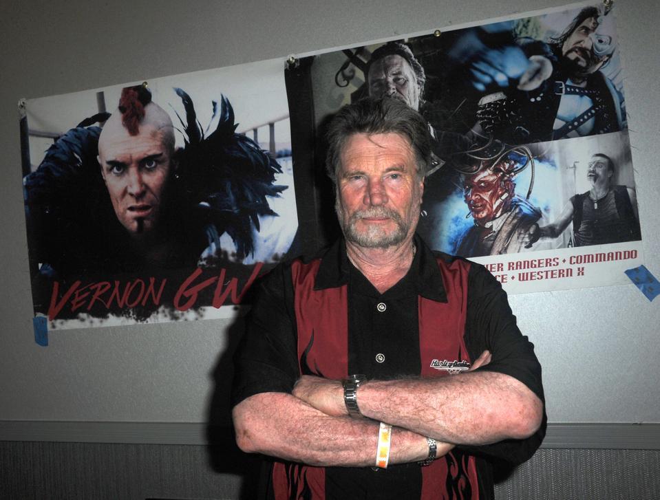Vernon Wells, interview, Commando, Weird Science, Mad Max, sequels, prequels, COV-19,
