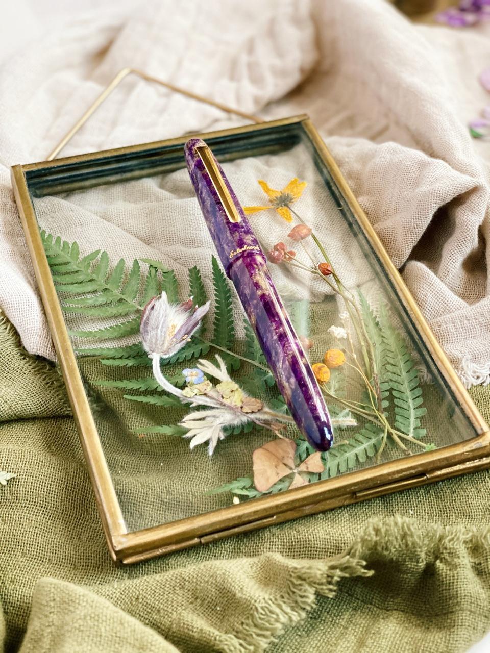 Esterbrook Estie Dreamer Purple.