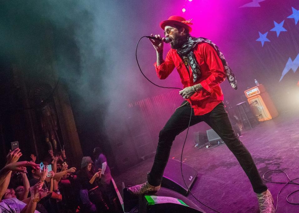 Yelawolf In Concert - Detroit, MI