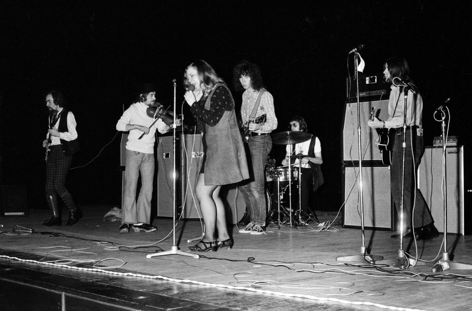 Photo of FAIRPORT CONVENTION