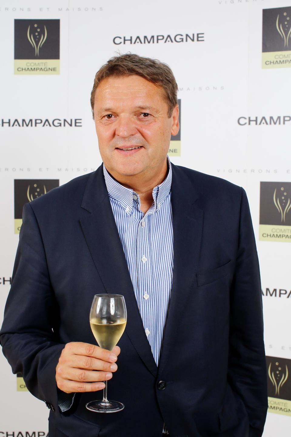 Champagne goes green