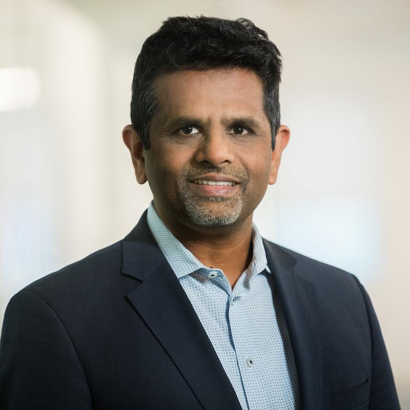 O CEO da Resilience, Rahul Singhvi, começou a trabalhar na fabricação de vacinas na Merck quando considerou que era o retrocesso da biotecnologia.