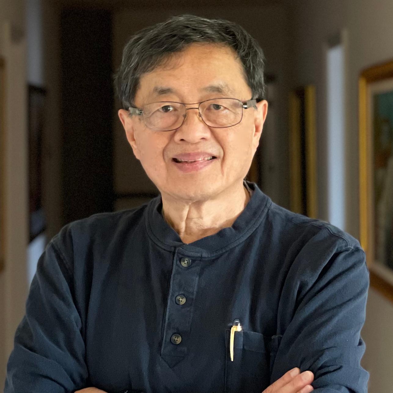 O vice-presidente de resiliência, Pat Yang, é uma lenda na fabricação de medicamentos.