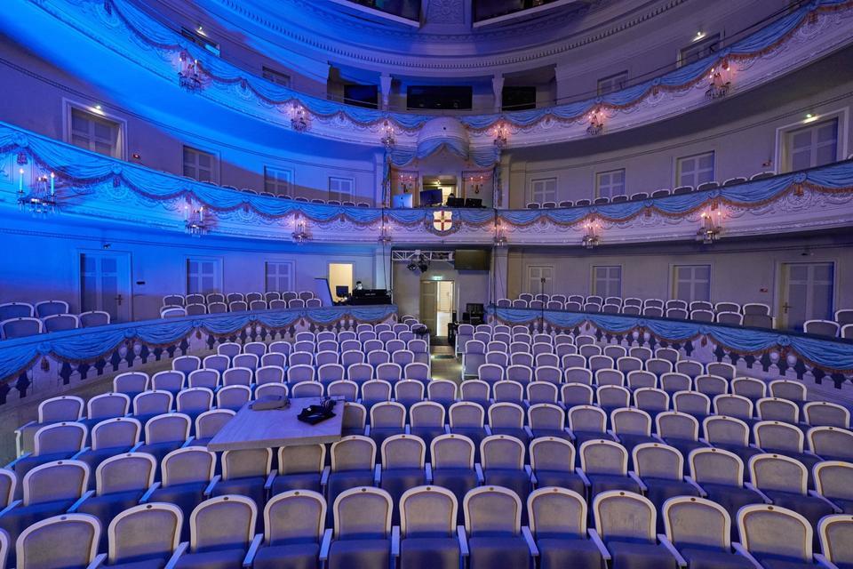 Livestream at the Stadttheater Koblenz