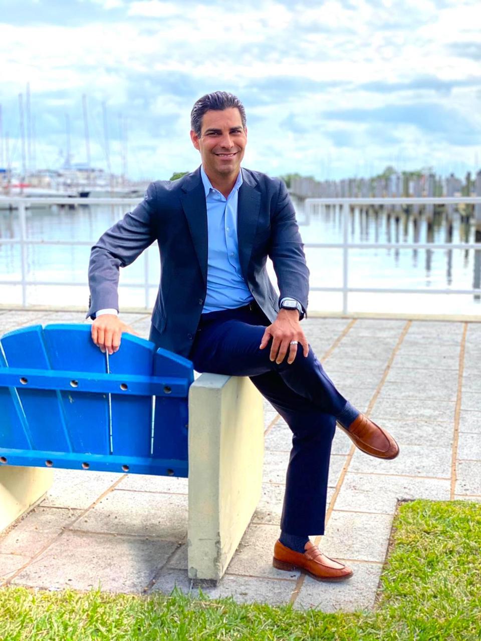 Miami Mayor Francis Suarez silicon valley tech