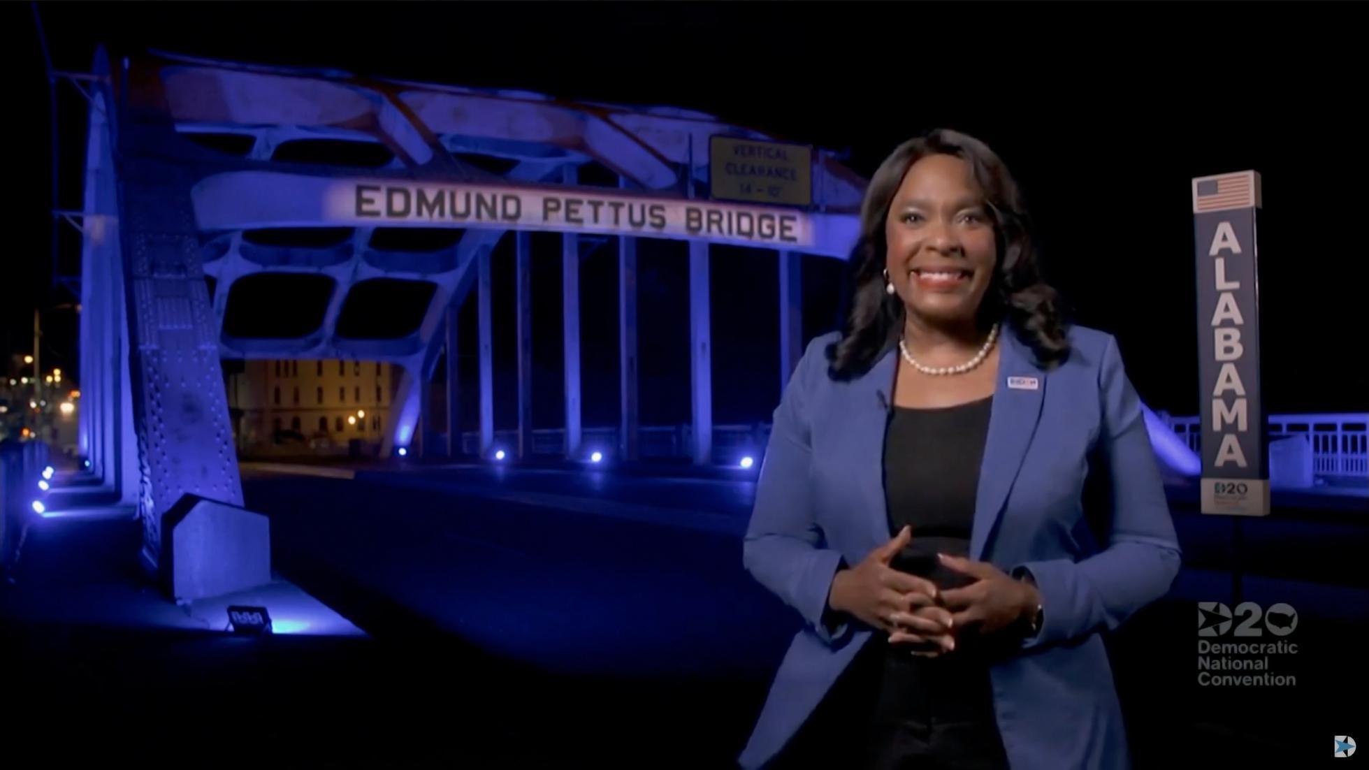 Rep. Terri Sewell (D-AL)