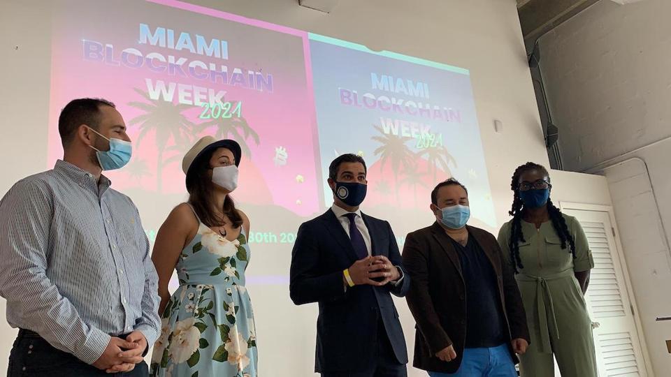 Miami Mayor Suarez bitcoin fintech finance private equity