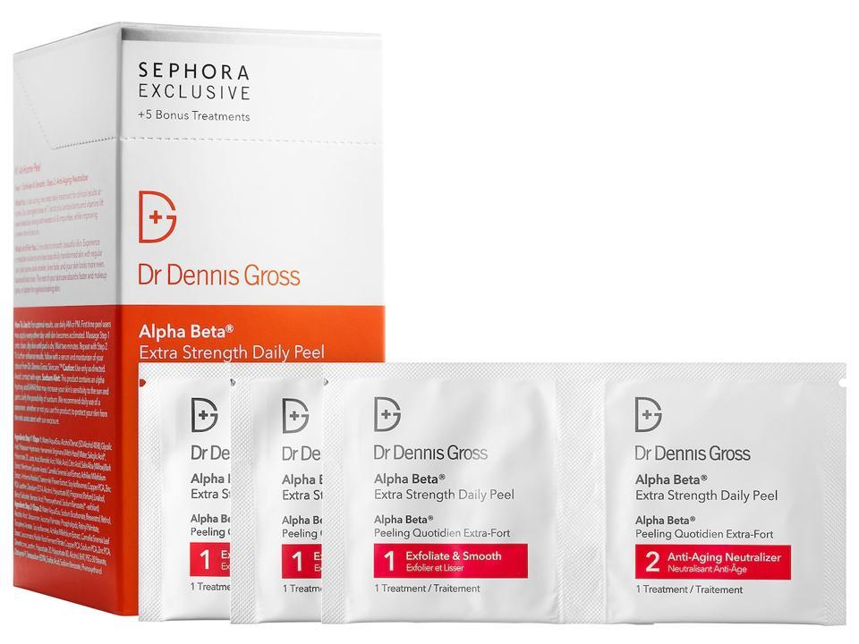 Sephora sale: Dr. Dennis Gross Alpha Beta Extra Strength Daily Peel