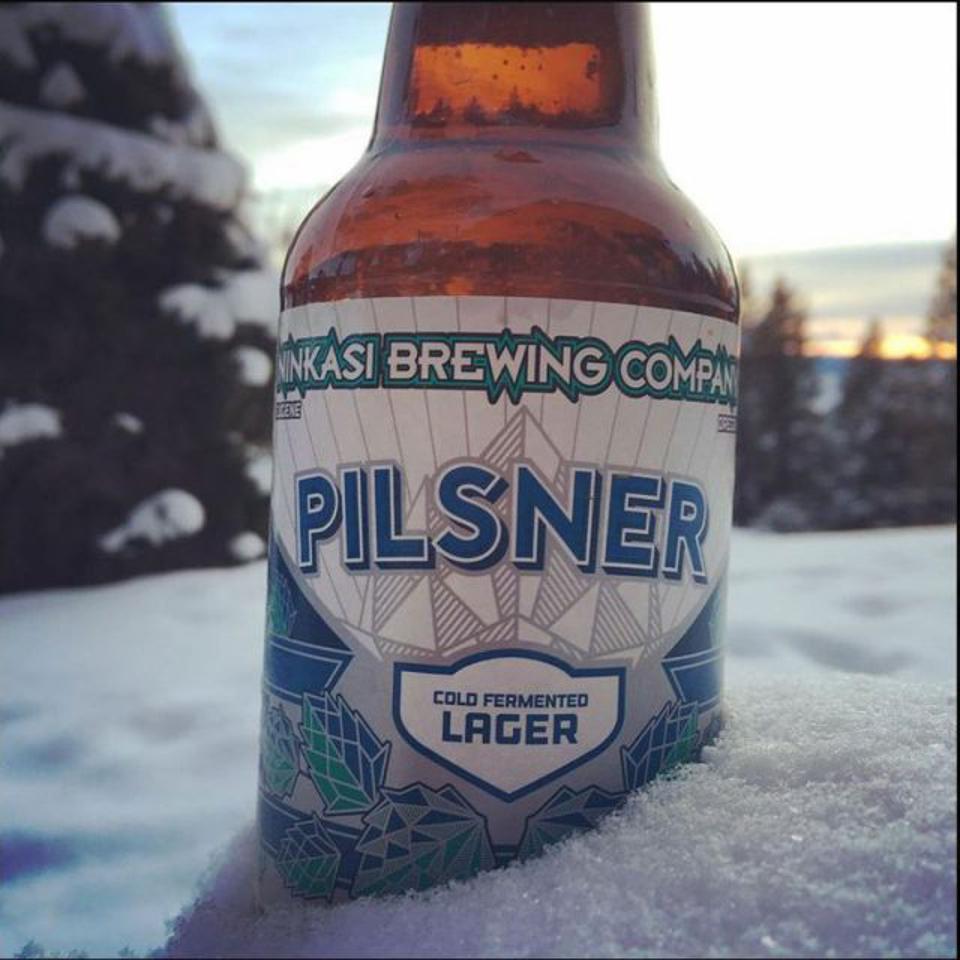 Ninkasi Brewing Company's Cold Fermented Lager.
