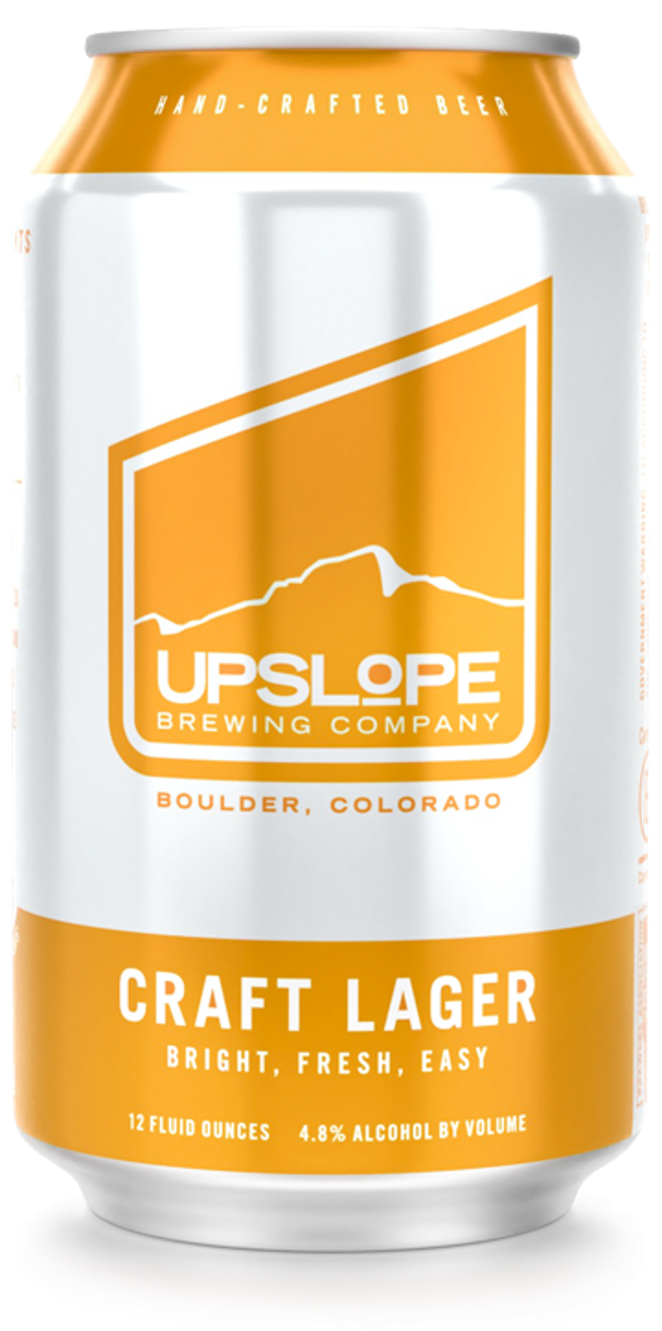 Craft Lager from Upslope Brewing Company.