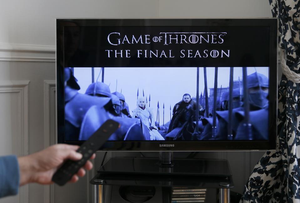Game Of Thrones - Season 8 Illustration