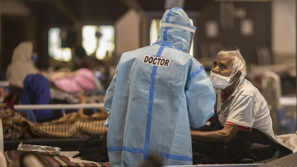 India Holds Mass Vaccination Camps As Covid Numbers Overwhelm Hospitals