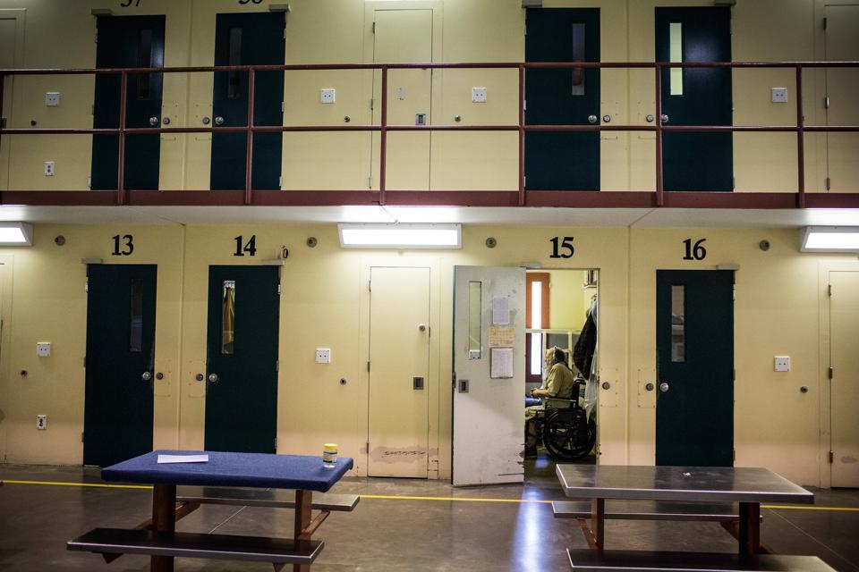 Aging Prisoners Make Up Fastest Growing Segment Of Nation's Prison Population
