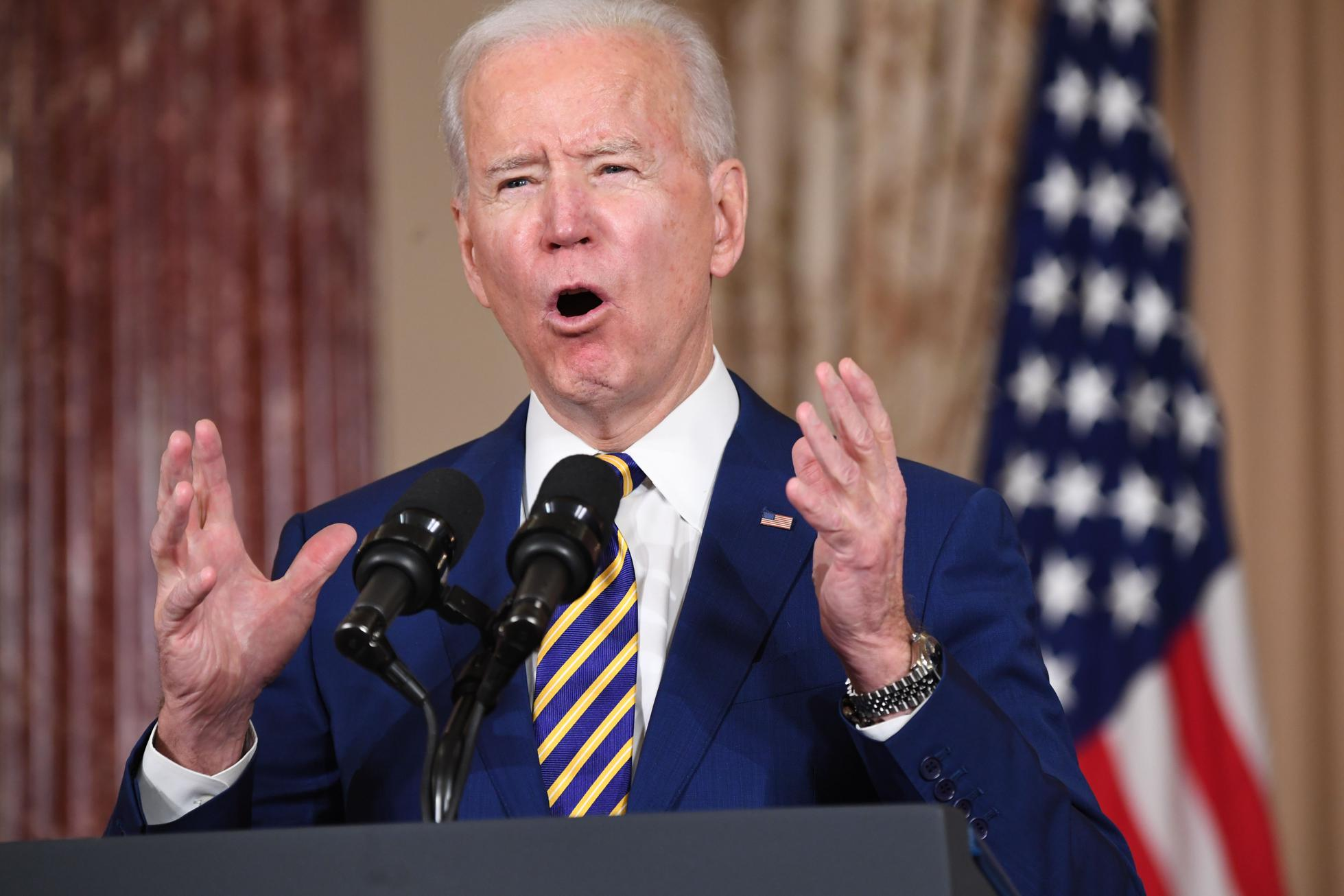 President Biden sanctions Russian cybersecurity company