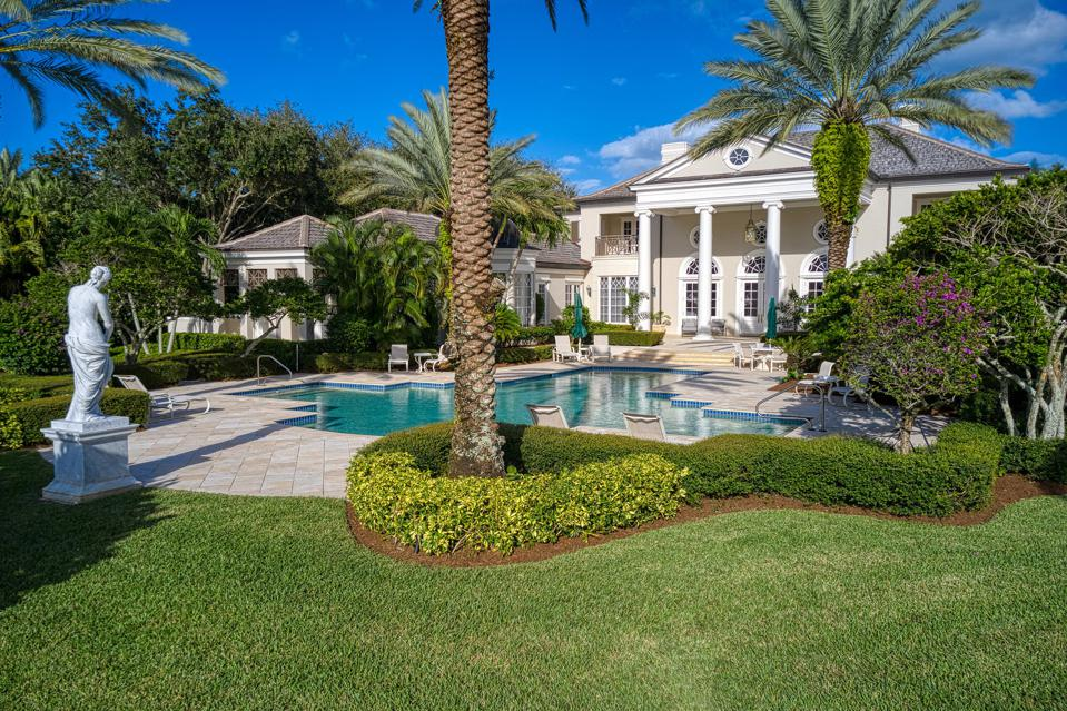swimming pool and grounds 131 Gem Island Drive Vero Beach, FL, United States