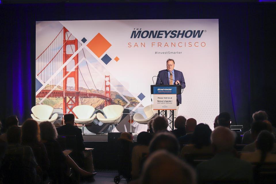 John Buckingham delivers keynote from The MoneyShow San Francisco.
