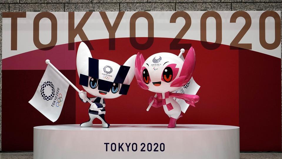 Tokyo 2020 mascots