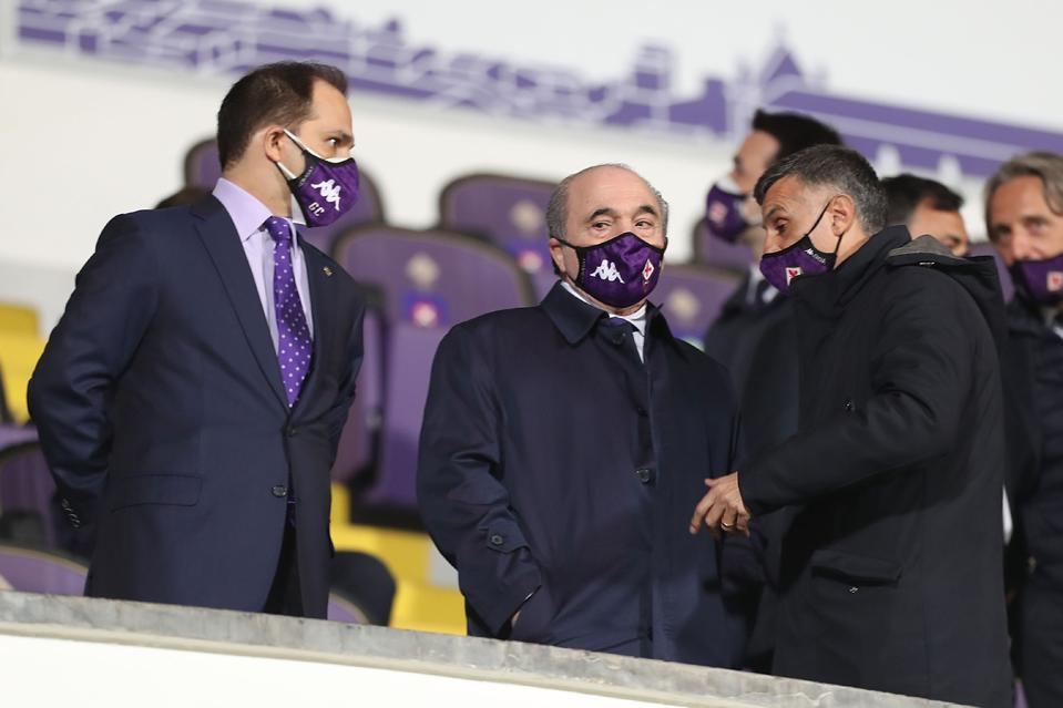 Fiorentina vs Atalanta - Serie A