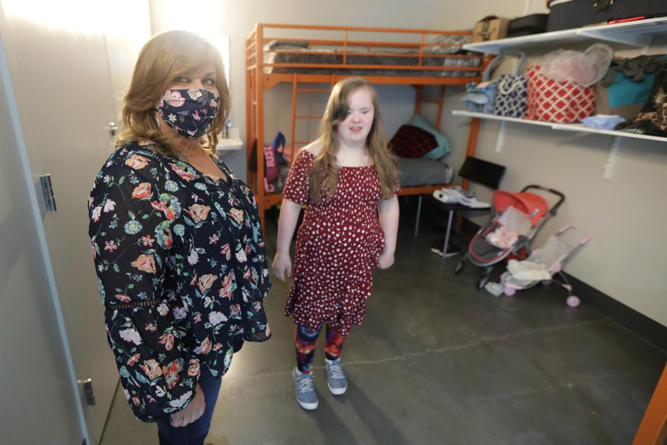 Amazon Homeless Shelter Sick Kids