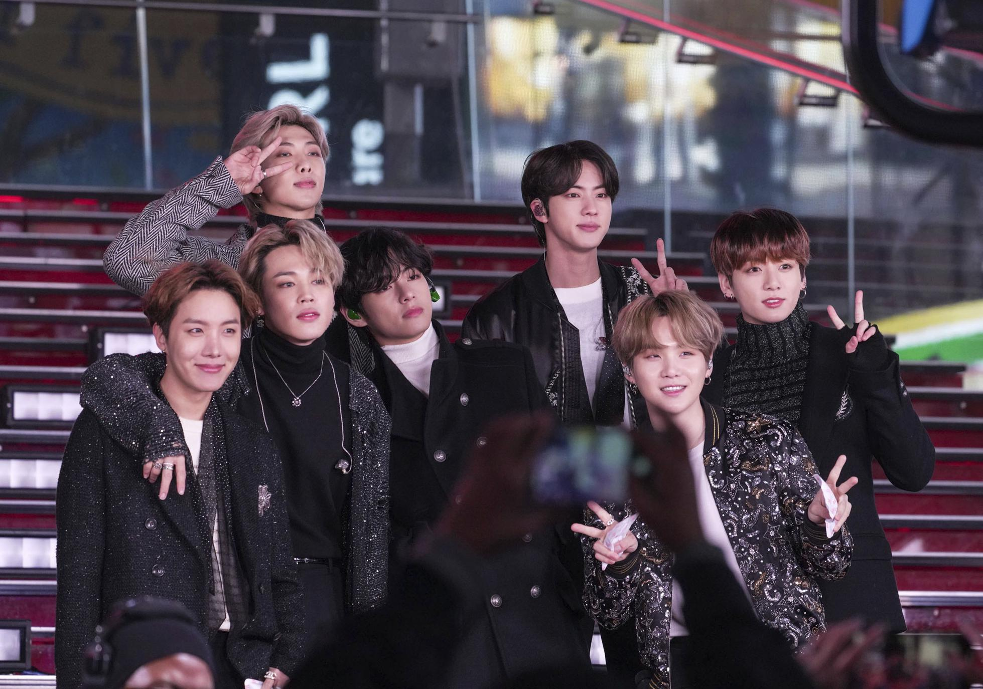 BTS shares incidents of racism and condemns anti-Asian violence