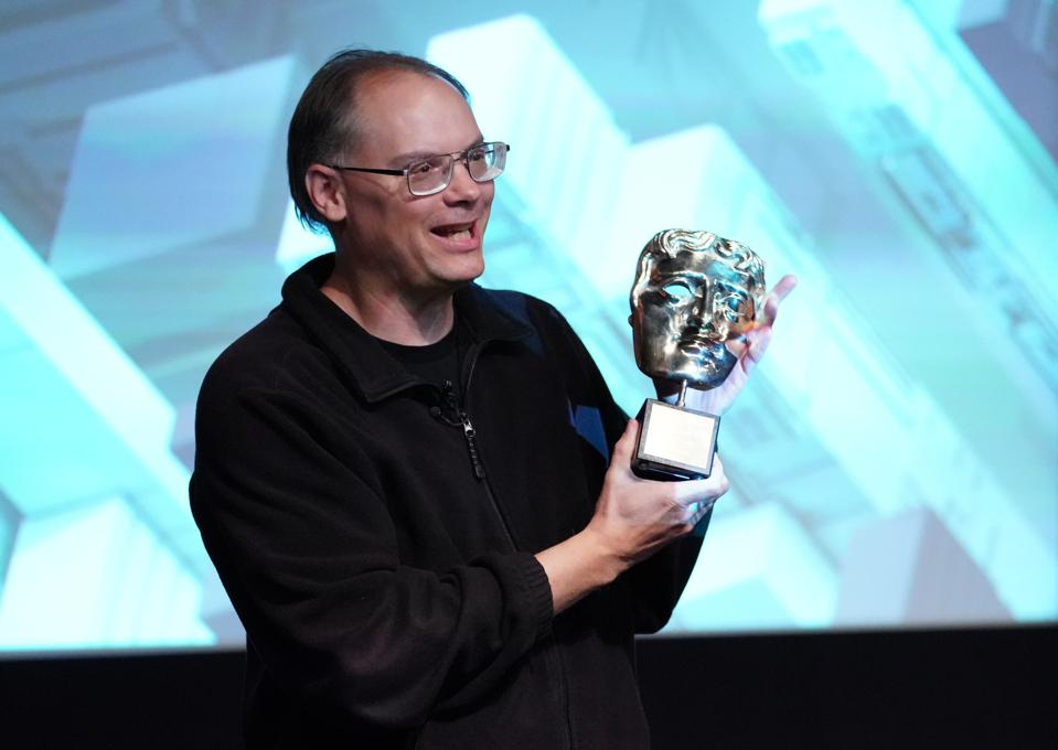 BAFTA Presents Special Award to Epic Games