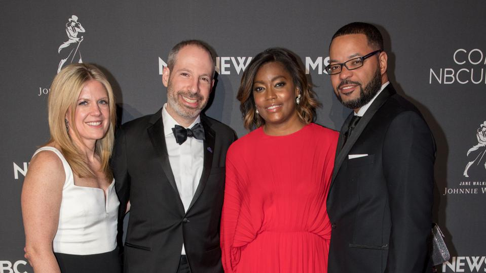 MSNBC after party for WHCD
