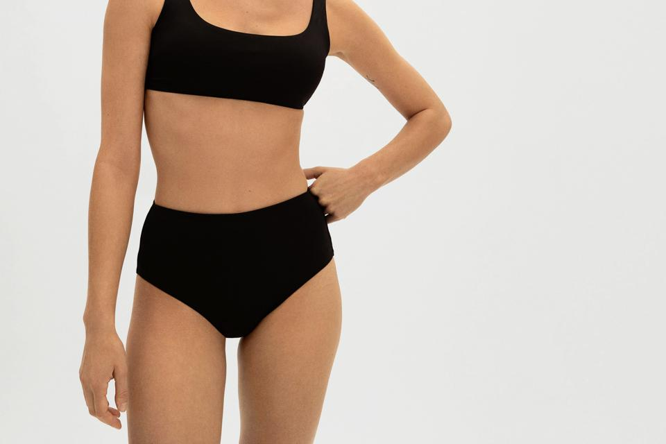 Sustainable swimwear: The High-Rise Hipster Bottom
