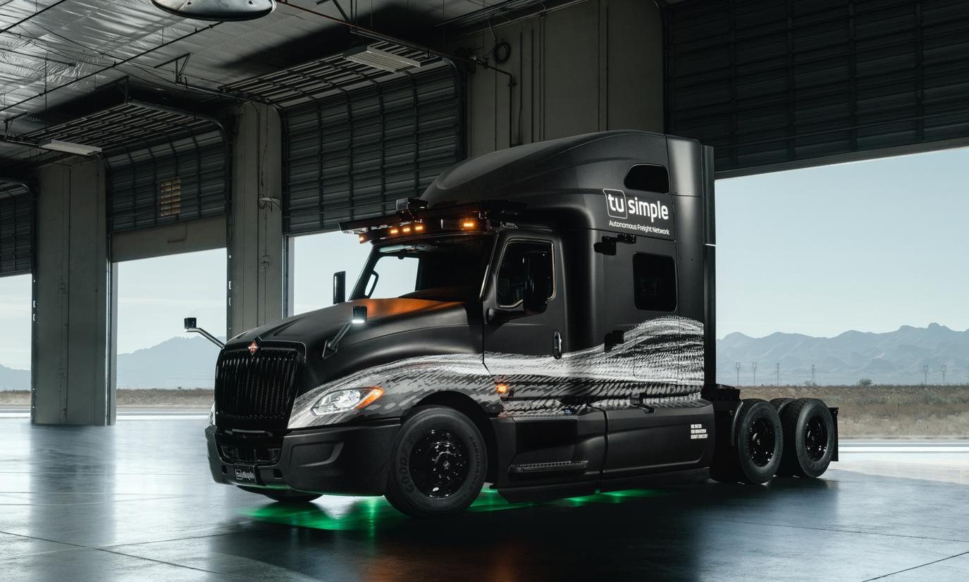 TuSimple-Nasdaq-Robot-Truck-IPO