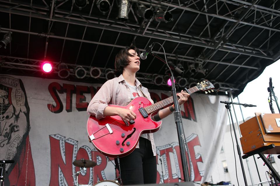 2011 Northside Music Festival At McCarren Park